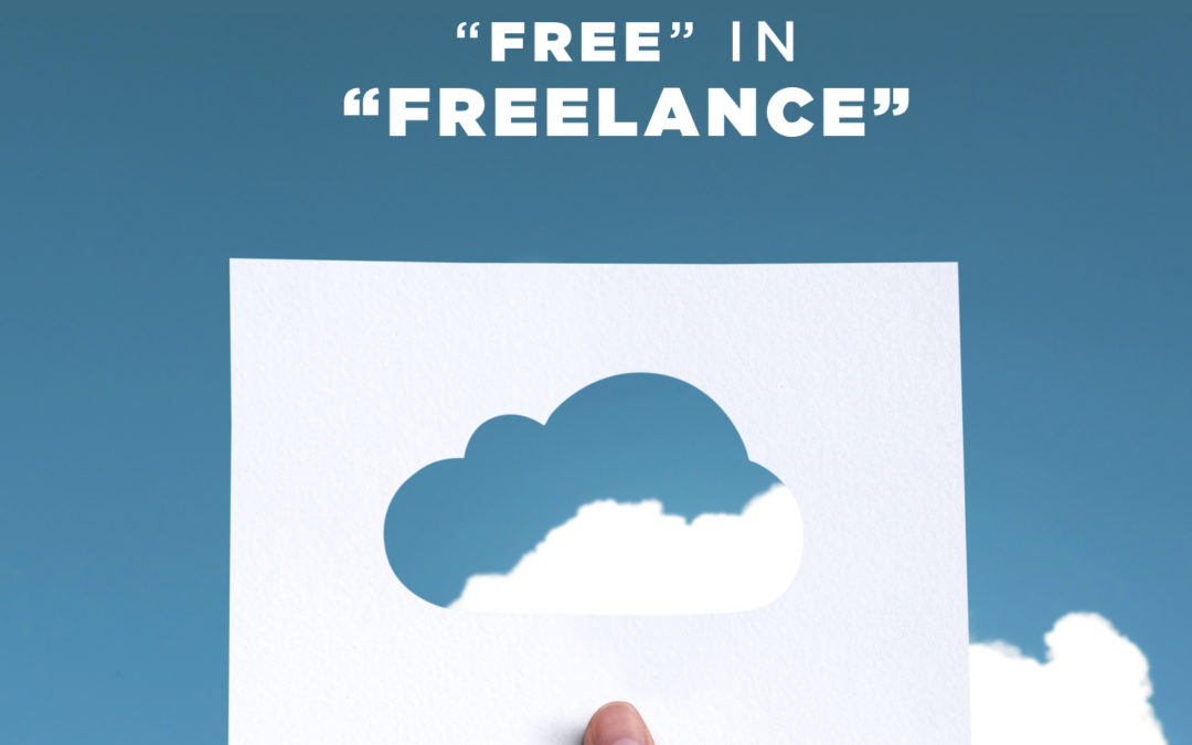 "How the Cloud Puts the ""Free"" in ""Freelance"""