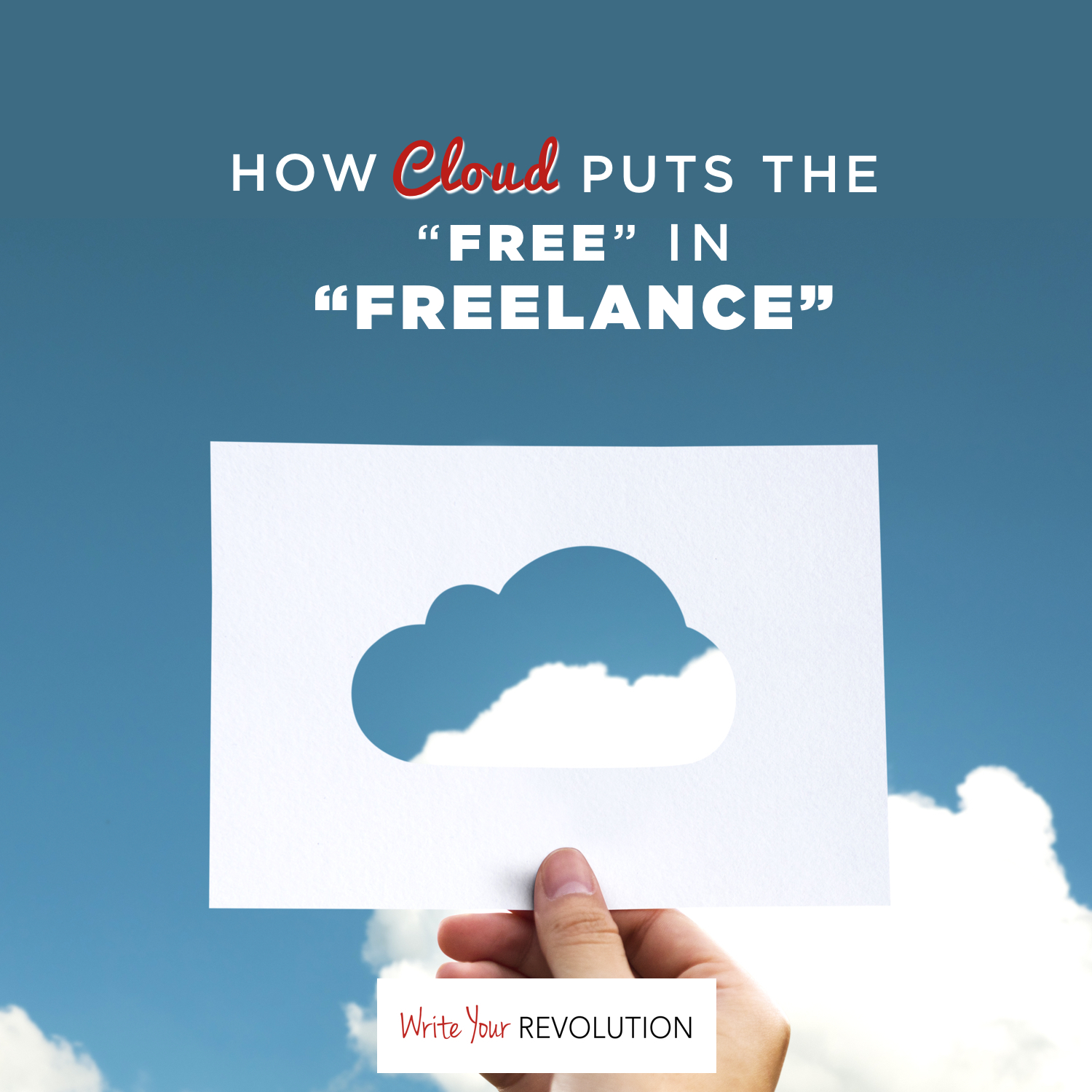 """How the Cloud Puts the """"Free"""" in """"Freelance"""""""