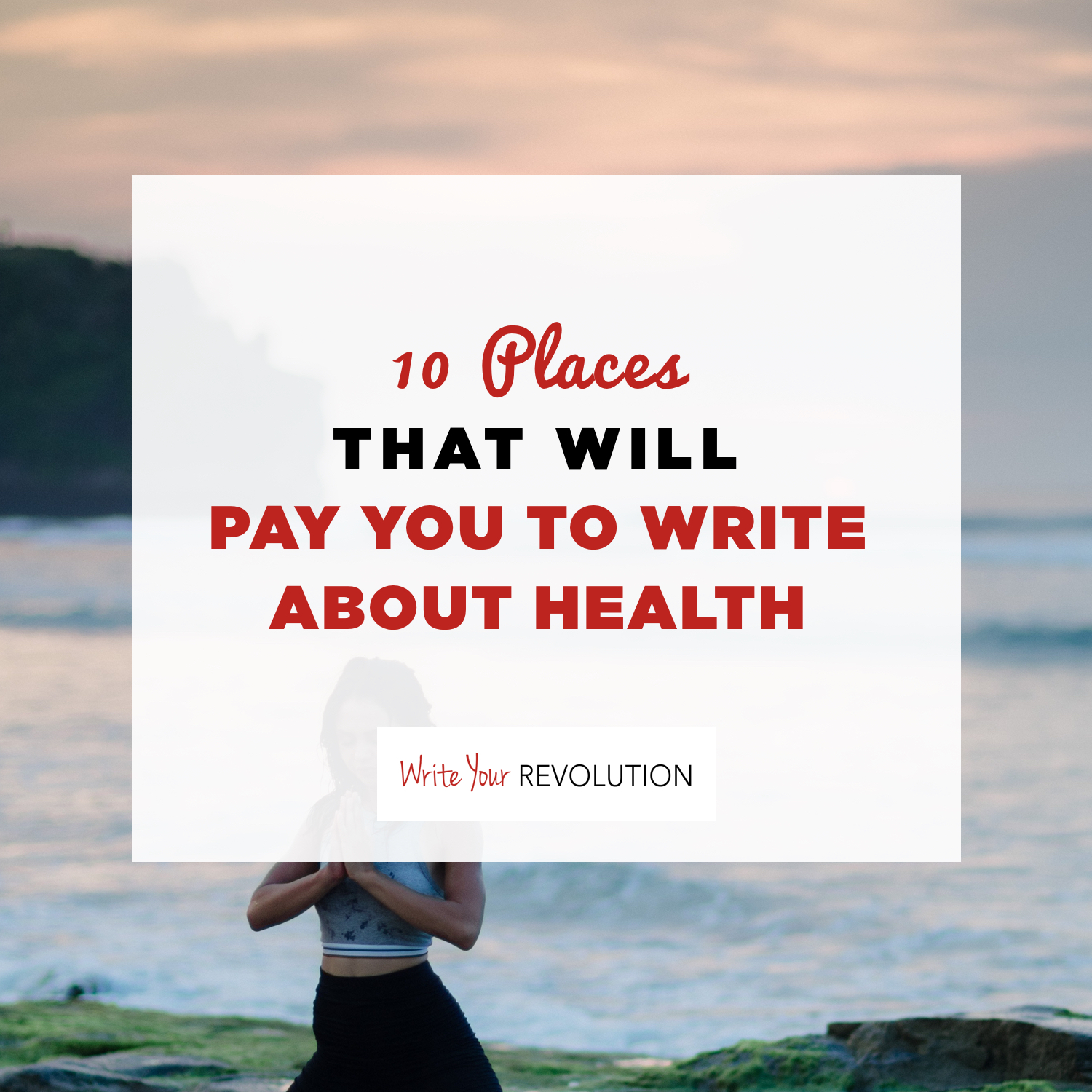 10 Places That Will Pay You to Write About Health