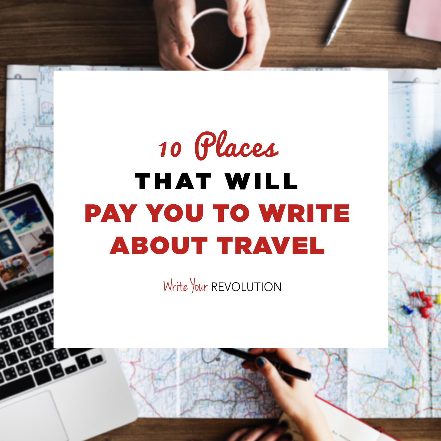 10 Places That Will Pay You to Write About Travel